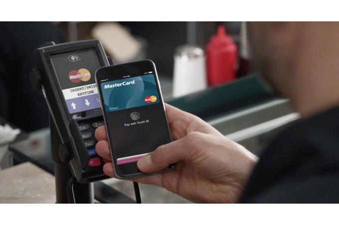 Apple Pay thống lĩnh thị trường ví di động