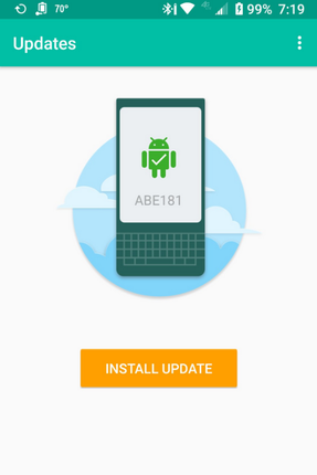 BlackBerry cập nhật bản vá bảo mật Android tháng 8 cho BlackBerry KEY2