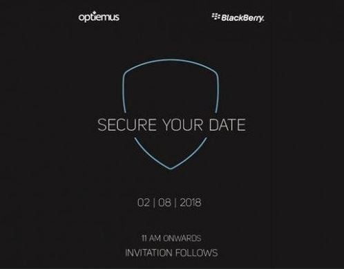 BlackBerry Evolve X cảm ứng toàn màn hình sẽ xuất hiện vào ngày 2/8