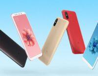 Đặt trước Xiaomi Mi A2 Lite nhận Miband 2 tại FPT Shop