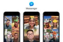 Facebook ra mắt game AR xã hội cho ứng dụng Messenger trong khi trò chuyện