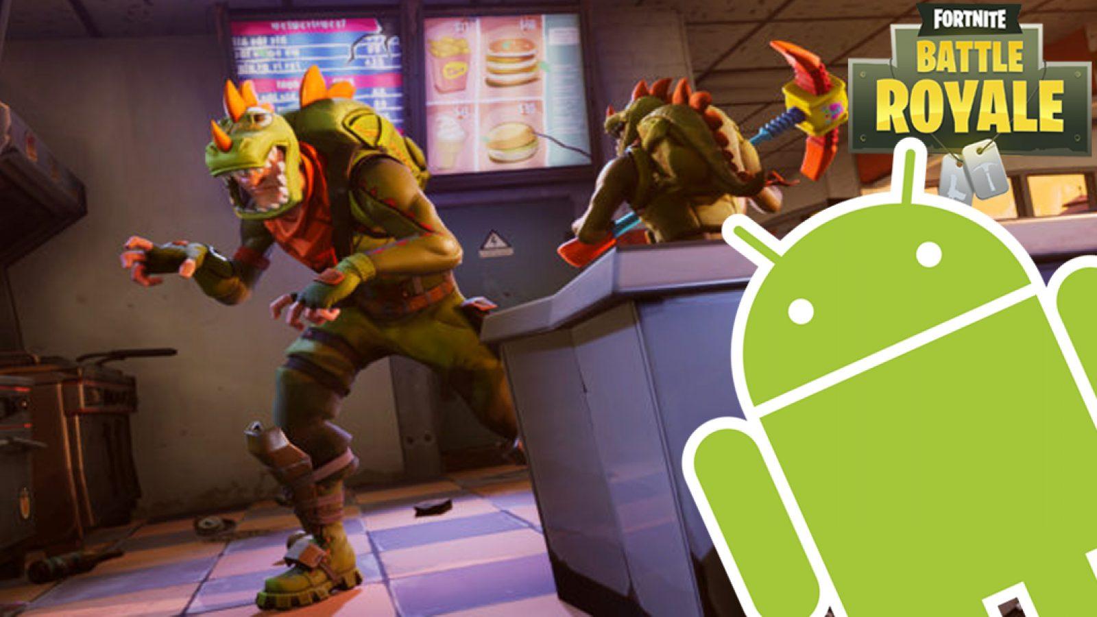 Fortnite cho Android chứa lỗ hổng tự chạy ứng dụng khả nghi
