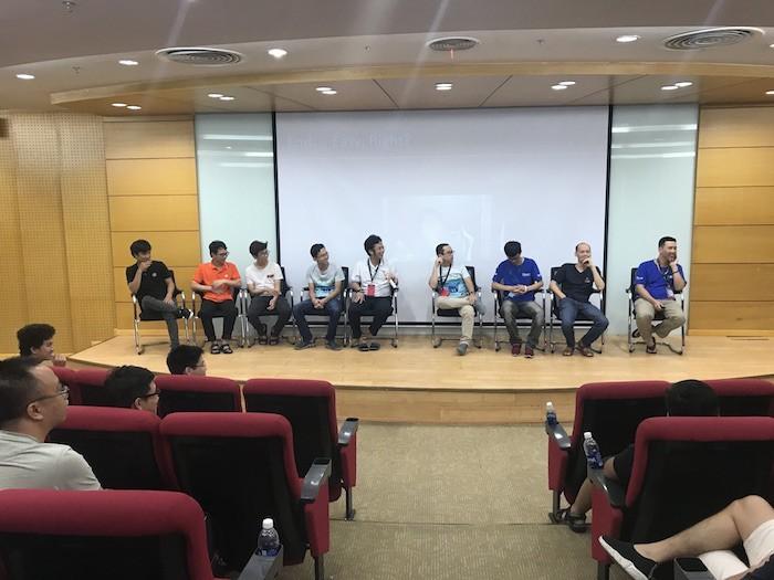 FPT IS hợp tác cùng VNSecurity mở hội thảo Trà Đá Hacking lần thứ 7