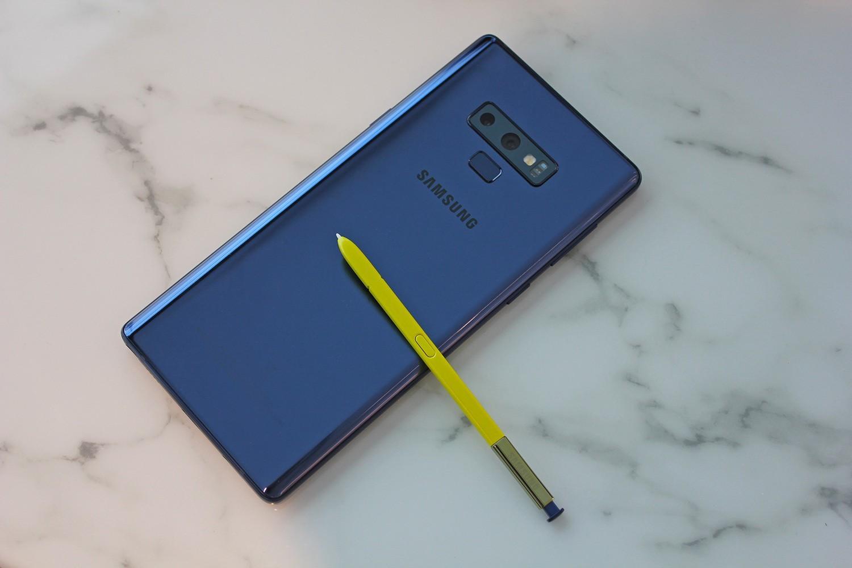 Galaxy Note9 ra mắt với nhiều nâng cấp đáng giá