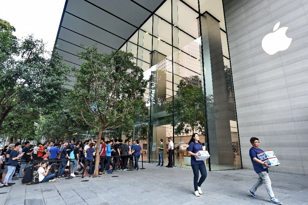 Thế giới sẽ có 600 cửa hàng Apple Store vào năm 2023
