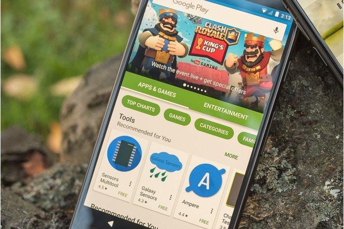 Google sẽ giảm dung lượng ứng dụng trên Google Play Store