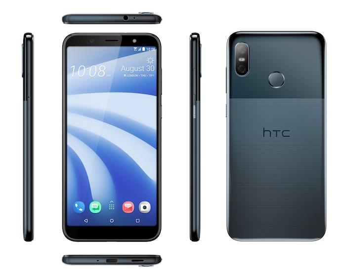 HTC U12 life ra mắt tại IFA 2018