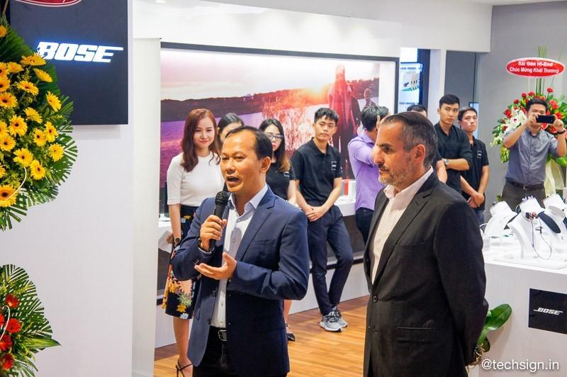 Mai Nguyên khai trương hai cửa hàng đồ công nghệ và sản phẩm âm thanh Bose