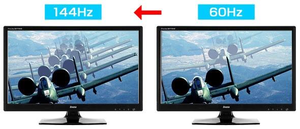 Nên chọn mua màn hình 60hz - 144hz - 240hz như thế nào?