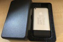 Nguyên mẫu iPhone được rao giá gần 300 triệu đồng
