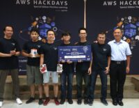OCR For the World đại diện Việt Nam tham dự vòng chung kết AWS Hackdays 2018