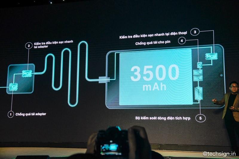 OPPO F9 ra mắt với sạc nhanh siêu tốc VOOC, giá 7,69 triệu đồng