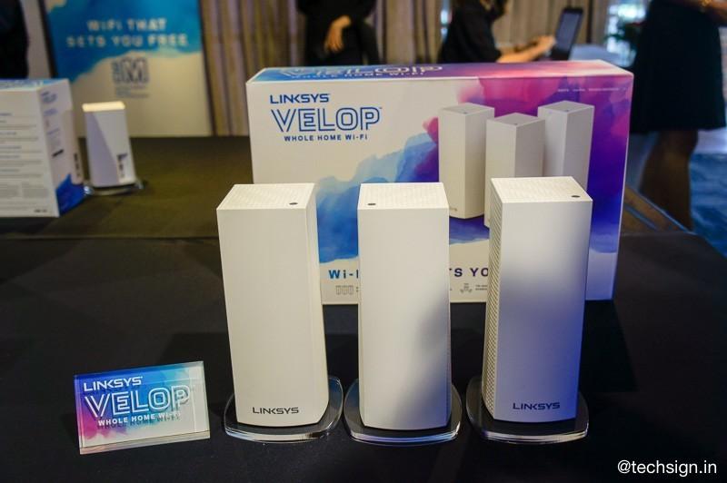 Ra mắt Linksys Velop: hệ thống Home WiFi công nghệ Mesh cho mạng gia đình