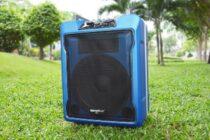 Ra mắtloa di động SoundMax M-7