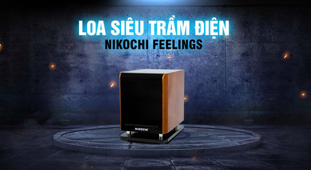 Ra mắt loa siêu trầm Nikochi Feelings, giá dưới 6 triệu đồng