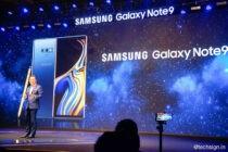 Samsung Galaxy Note9 ra mắt với ưu đãi đặc biệt, giá từ 23 triệu đồng