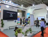 Samsung giới thiệu các giải pháp màn hình trình chiếu và kiểm soát an ninh toàn diện cho doanh nghiệp