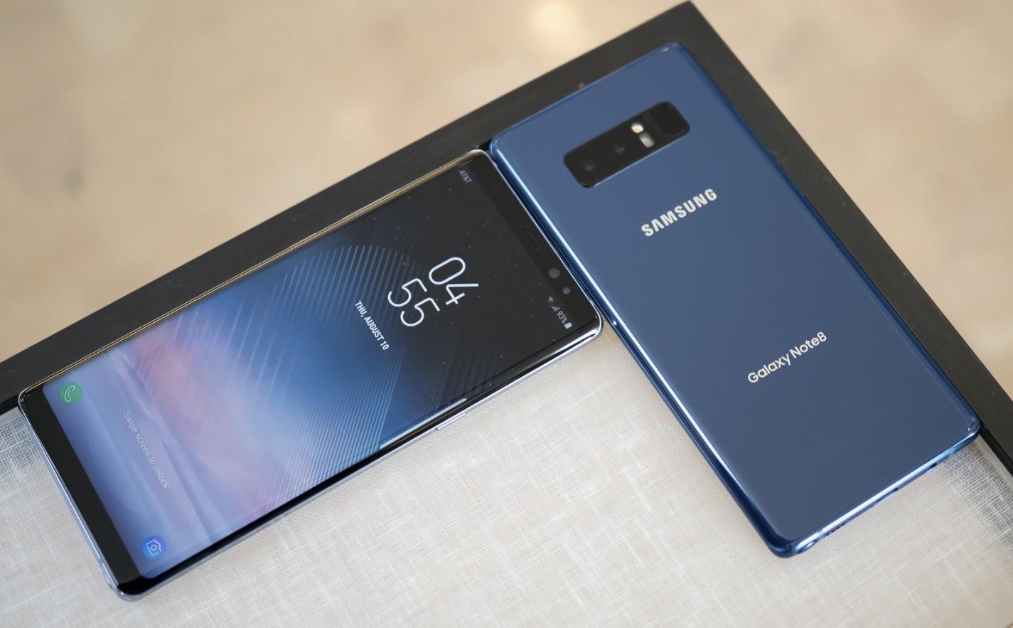 Samsung sẽ bán 5 smartphone mới cho châu Âu