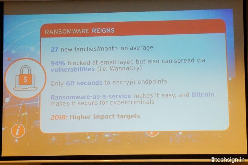 Hội nghị Security Trends 2018 của Trend Micro lần đầu tiên tổ chức tại Việt Nam