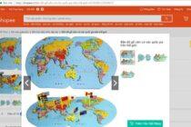 Shopee thu hồi toàn bộ bản đồ 'lưỡi bò' trên chợ điện tử