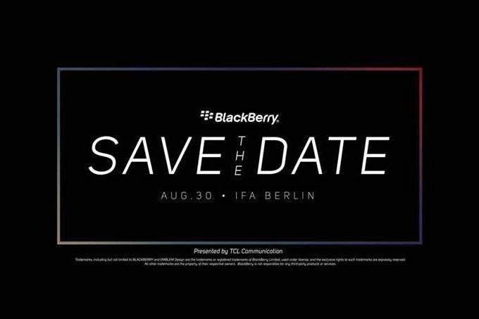 TCL sẽ ra mắt phiên bản BlackBerry mới với tên gọi KEY2 LE