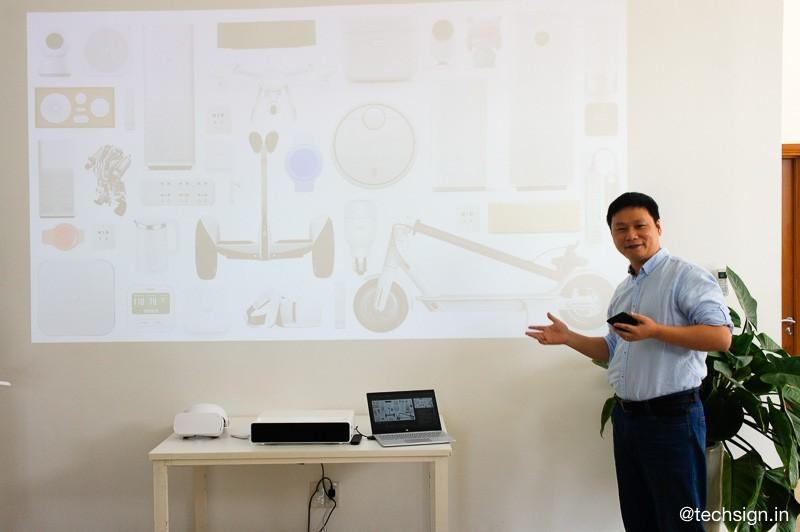 Xiaomi giới thiệu căn hộ thông minh Mi Apartment