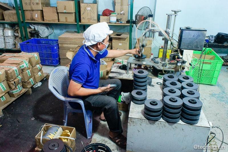 Bên trong nhà máy sản xuất loa, ampli thương hiệu Nikochi