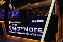 Thế Giới Di Động tổ chức buổi ra mắt Galaxy Note9