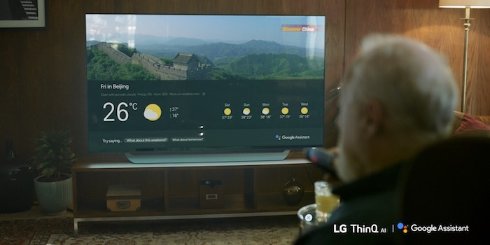 TV LG tích hợp AI và trợ lý ảo Google Assistant sẽ hỗ trợ thêm nhiều ngôn ngữ