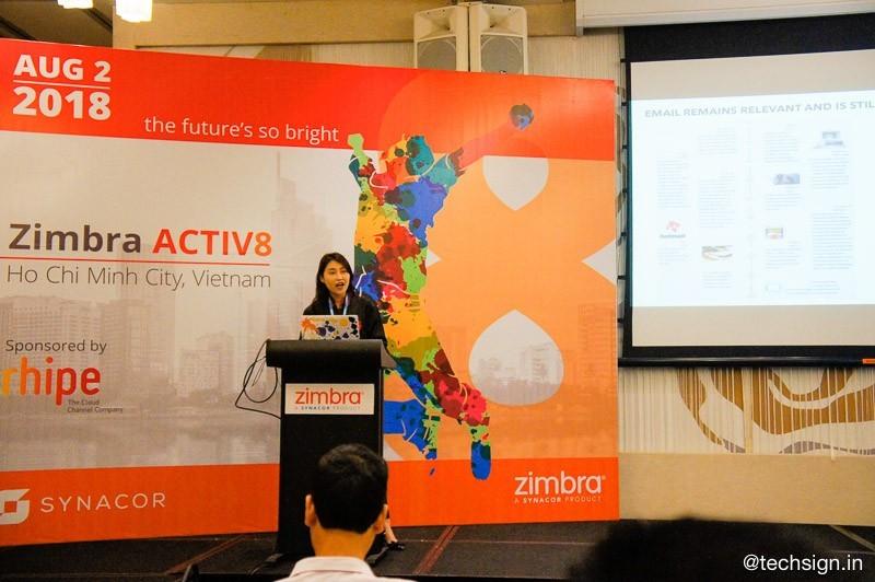 Zimbra Activ8: hội thảo giải pháp mã nguồn mở thương mại cho doanh nghiệp