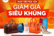Hơn 900 thương hiệu hàng đầu tham gia vào 9.9 Ngày Siêu Mua Sắm của Shopee