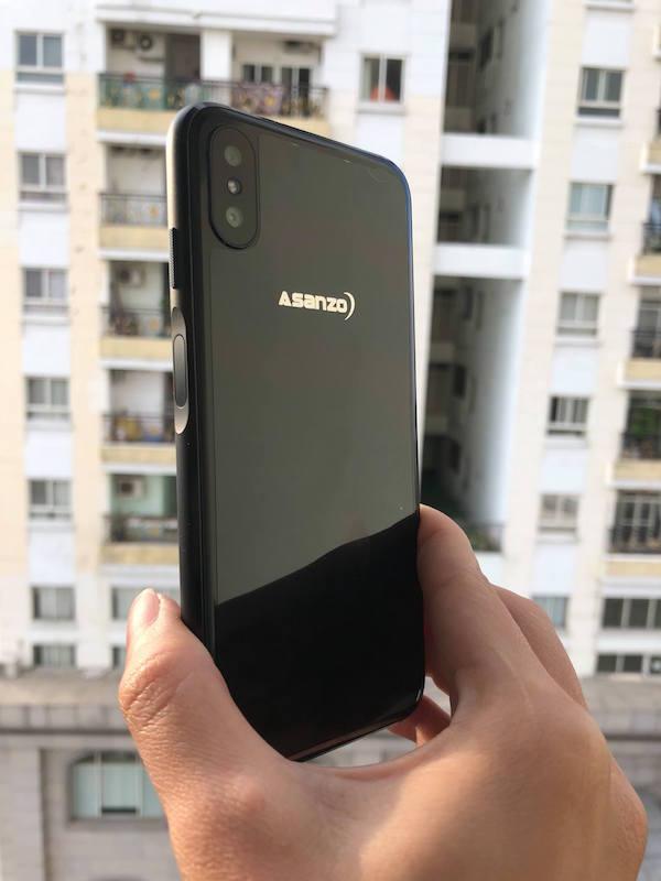 Đầu tháng 10, Asanzo sẽ ra mắt smartphone có cảm ứng vân tay cạnh bên