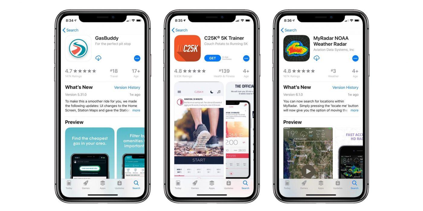 Các ứng dụng iOS phổ biến chia sẻ vị trí người dùng cho bên thứ ba