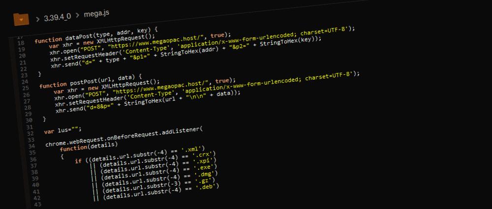 Extension trên Chrome bị hacker chèn mã độc trộm mật khẩu và tiền mã hóa