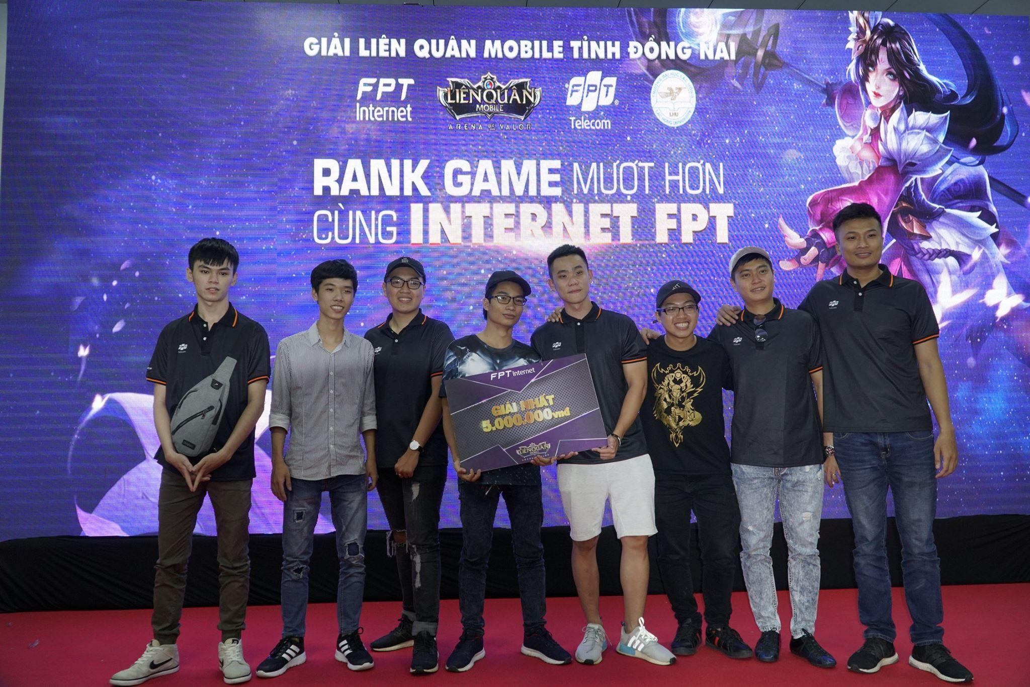 FPT tổ chức giải đấu Liên Quân Mobile – FPT eSport Championship