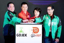 Go-Viet ra mắt dịch vụ chia sẻ xe công nghệ, cạnh tranh Grab