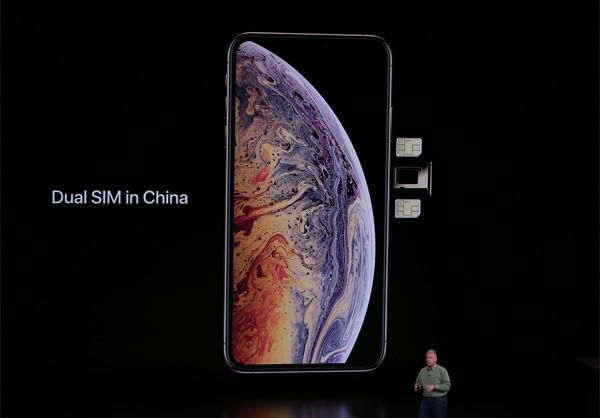 Chỉ iPhone ở Trung Quốc mới dùng 2 SIM thực