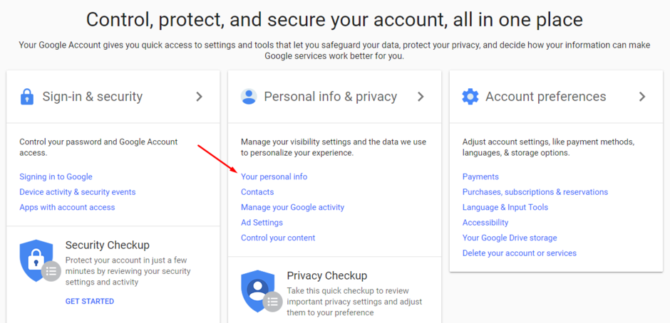 Làm thế nào để tắt hẳn tính năng theo dõi của Google Location trên điện thoại