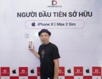 Nhạc Sĩ Huy Tuấn mua iPhone Xs Max tiết kiệm đến 18 triệu đồng