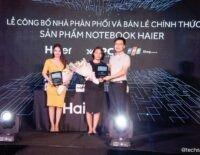 Haier giới thiệu 4 dòng laptop mới tại Việt Nam, khởi điểm 5,5 triệu đồng