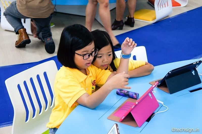 Ra mắt Phòng đọc Thiếu nhi - S.hub Kids tại Thư viện Khoa học Tổng hợp TP.HCM