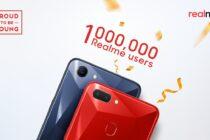 Realme có một triệu người dùng tại thị trường Ấn Độ