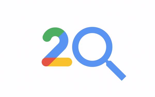 Hôm nay là tròn 20 năm Google được khai sinh
