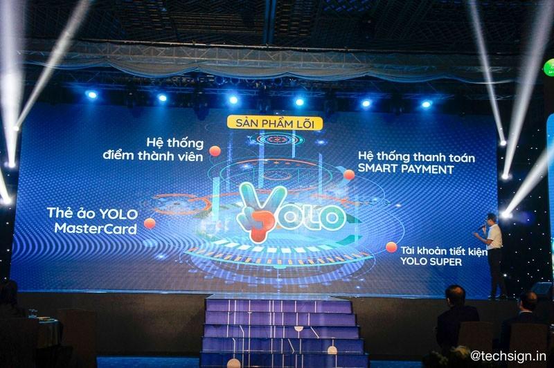 VPBank ra mắt ứng dụng ngân hàng số Yolo tích hợp nhiều tiện ích thiết thực