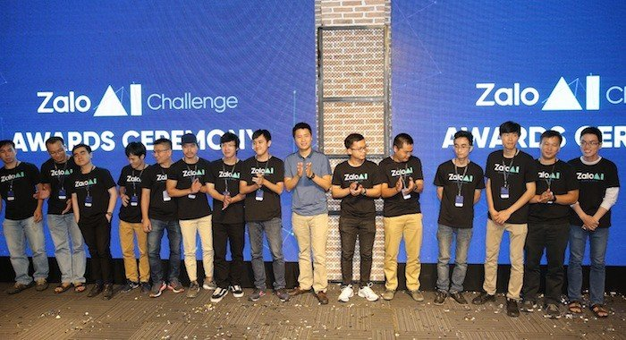 Zalo AI Challenge 2018: Đòn bẩy cho cộng đồng AI Việt