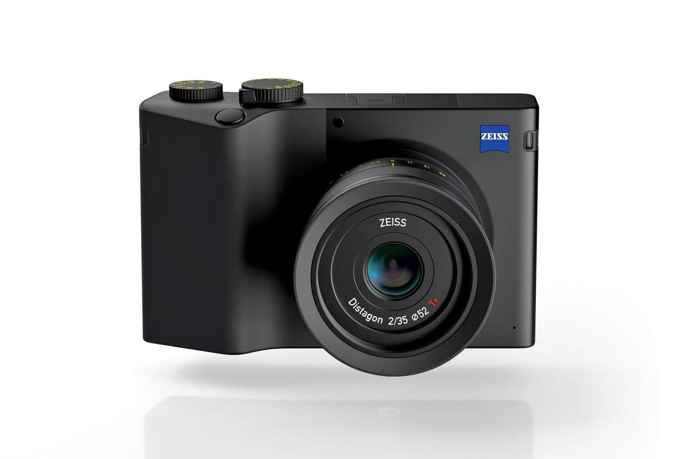 Zeiss ra mắt máy ảnh full-frame đầu tiên của công ty, mang tên ZX1