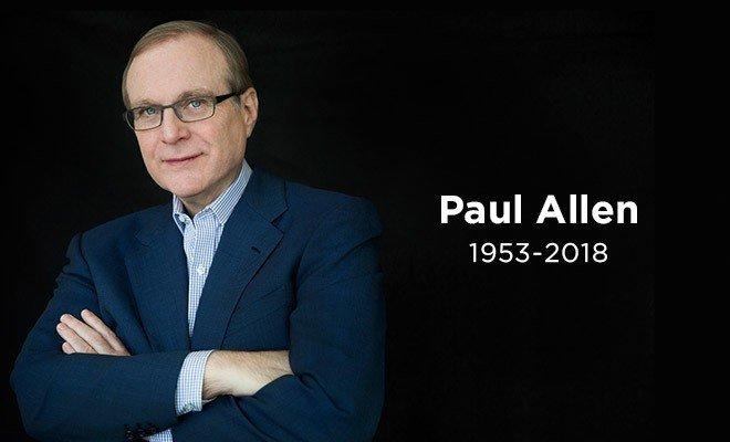 Đồng sáng lập Microsoft qua đời ở tuổi 65