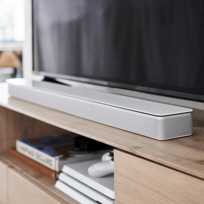 Bose giới thiệu loa không dây và soundbars mới