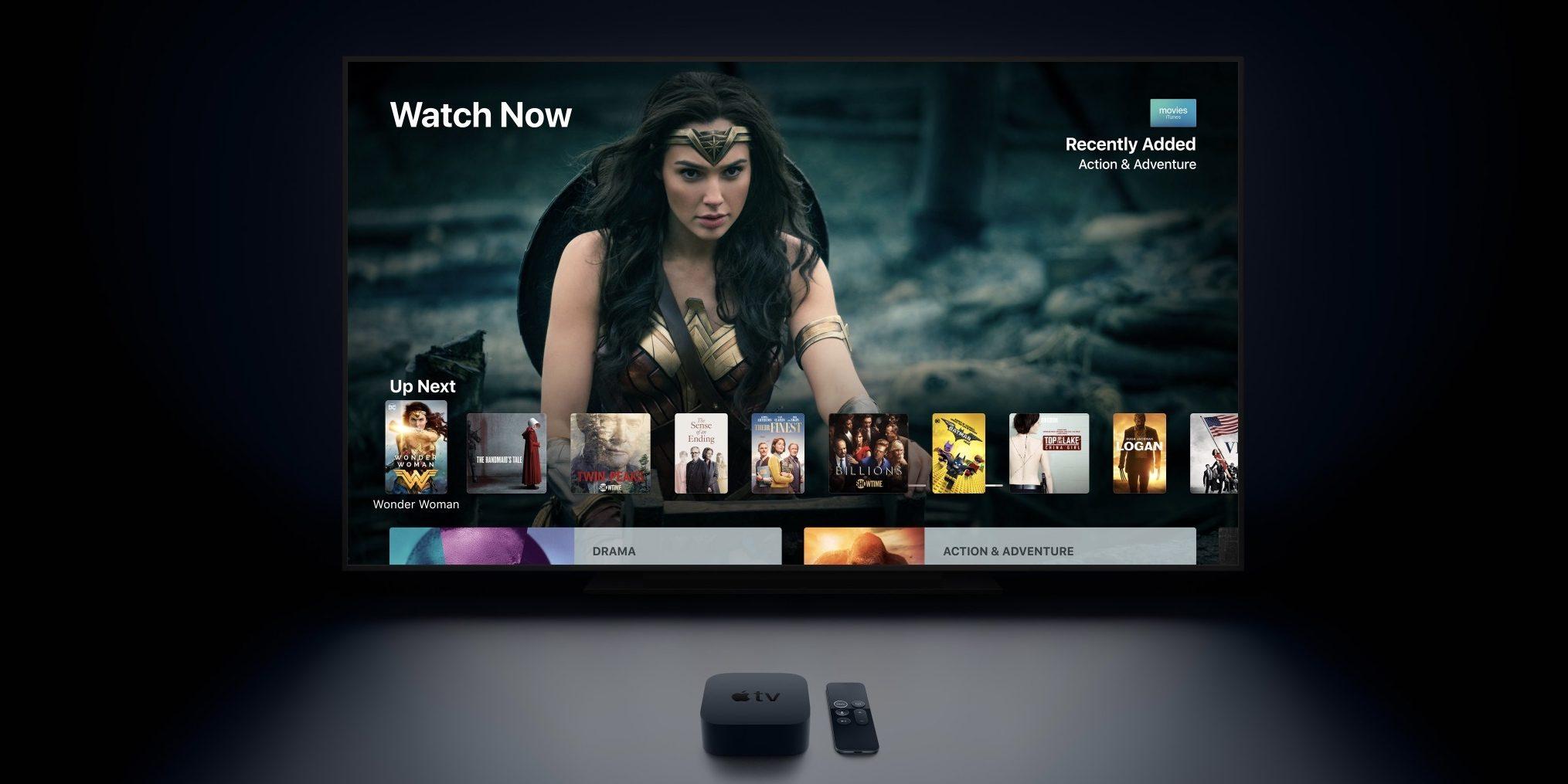 Apple streaming TV sẽ miễn phí cho các thiết bị của Apple