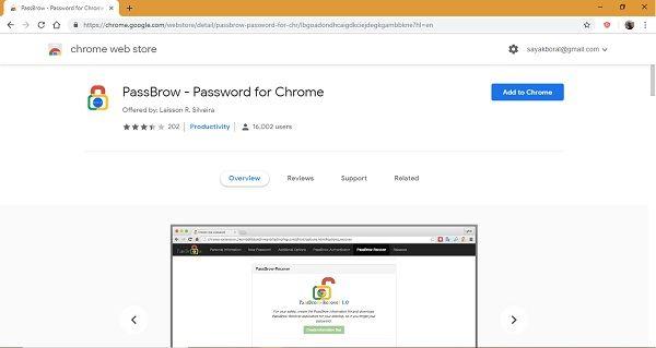 Cách đặt mật khẩu cho Google Chrome